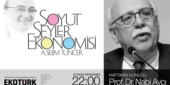 Farklı bir ekonomi programı: Soyut Şeyler Ekonomisi