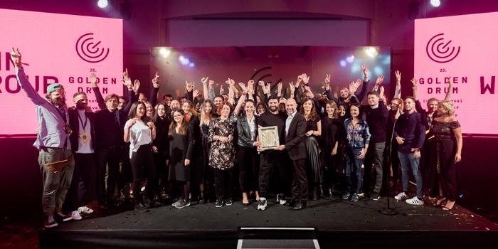 25. Golden Drum Festivali'nin kazananları belli oldu