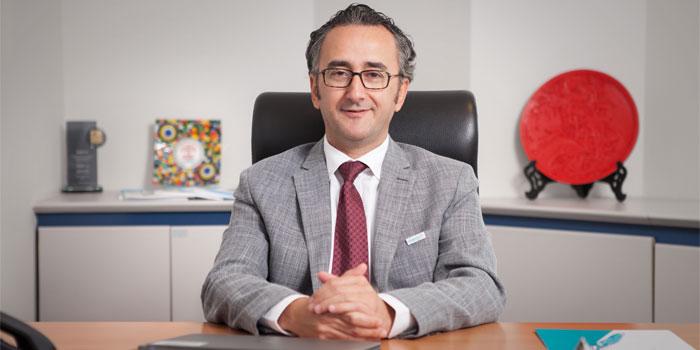 Diversey MEA Bölge'nin yeni başkanı Gökhan Özdöl oldu
