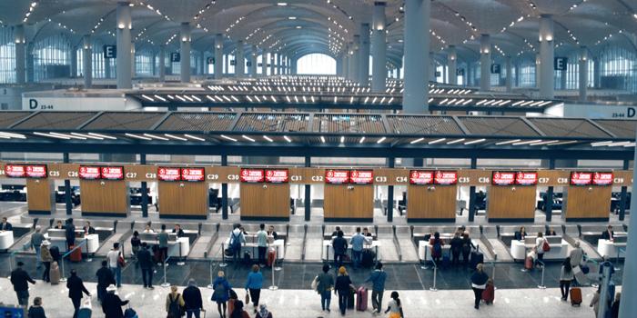 """İstanbul Yeni Havalimanı'nın """"Zafer Anıtı"""" temalı reklam filmi yayında"""