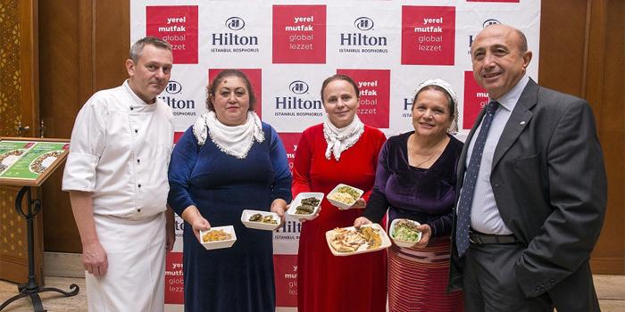 """""""Yerel Mutfak Global Lezzet"""" projesi Giresun lezzetleriye devam ediyor"""