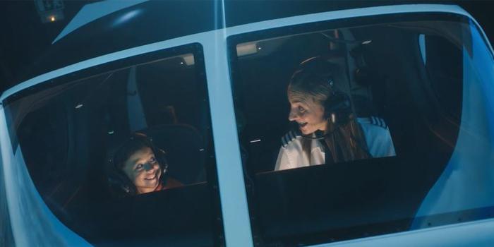 Dünya üzerinde pilotların sadece yüzde 5'i kadın