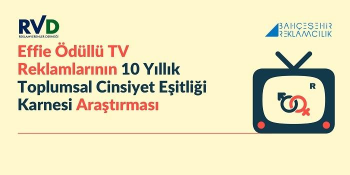 Türkiye'deki reklamların cinsiyeti de sesi de erkek...