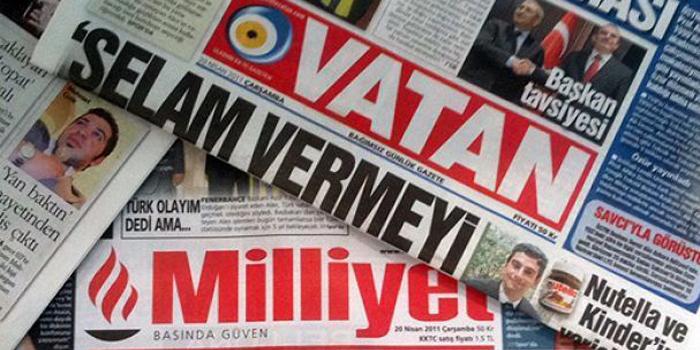 Vatan gazetesi kapanıyor