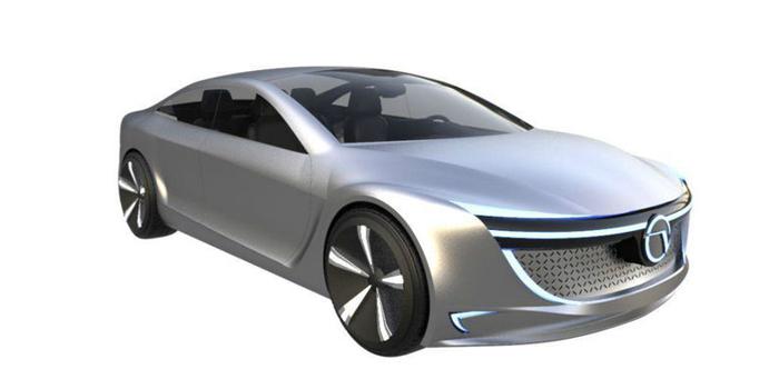 """Vestel yerli otomobil tasarımı """"Veo"""" için patent başvurusu yaptı"""