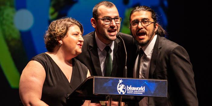 Atölye Grup, Dünyanın En İyi Etkinlikleri Ödül Töreni'nden ödülle döndü