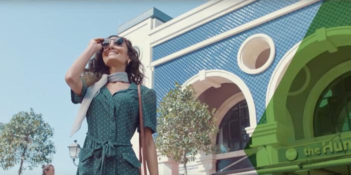 """Hilltown AVM'nin """"Havanızı değiştirecek"""" reklam filmi yayında"""