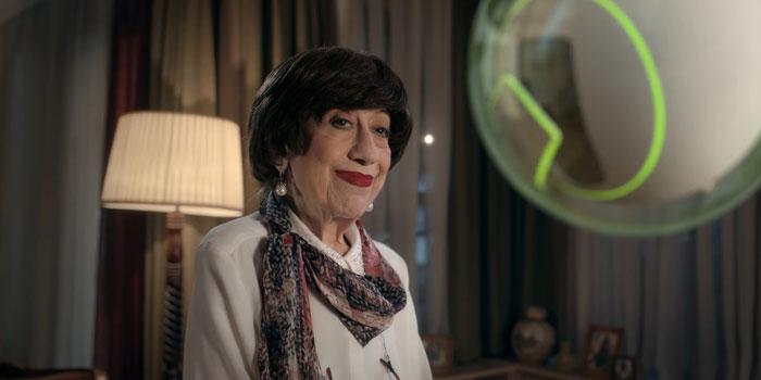 Garanti'nin yeni reklam filminde süpriz isim Ayşen Gruda