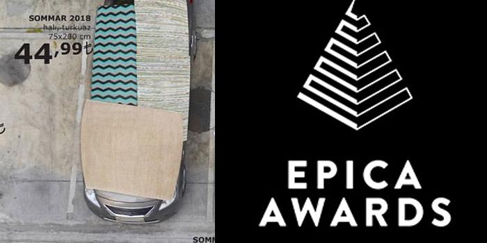 """32'nci Epica Awards'da """"shortlist""""ler açıklandı"""