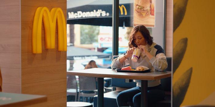 McDonald's'ın yeni kampanya filmi yayında