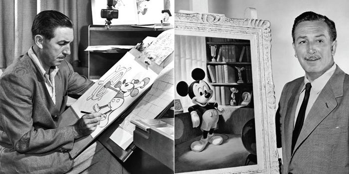 Mickey efsanesi 90 yaşında…