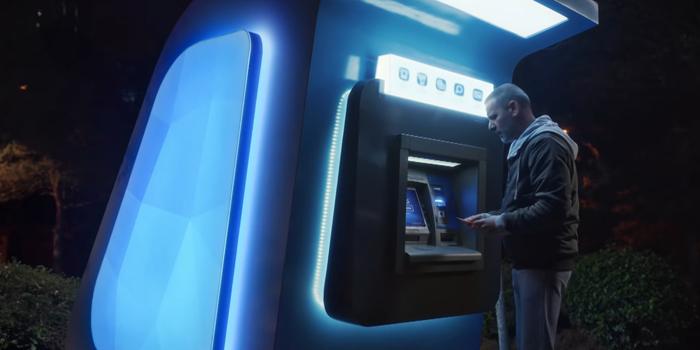Ozan Güven, başka bankanın ATM'sinde görüldü