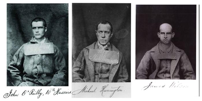 19. yüzyıl mahkumlarını dile getiren dijital iletişim çalışması