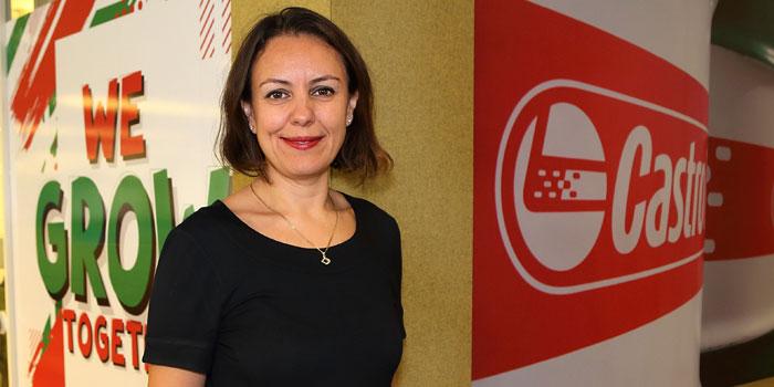 Castrol Türkiye'de bayrak değişimi