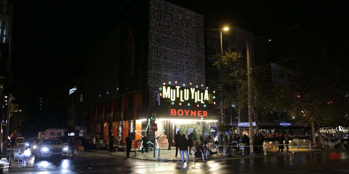Boyner'in yeni yıl kampanyası yayında