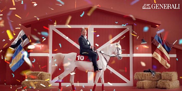Generali Sigorta Sergen Yalçın'lı reklam filmini yayınladı