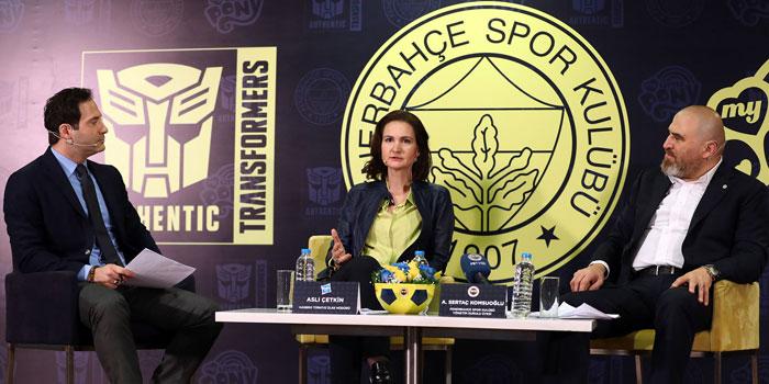 Fenerbahçe ve Hasbro'dan iş birliği