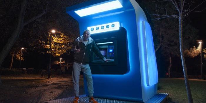 Karşınızda yepyeni bir ürün: ATM!
