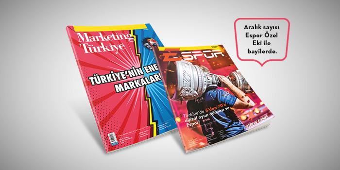 Marketing Türkiye artık okurlarına Dünya Süper Dağıtım ile ulaşıyor