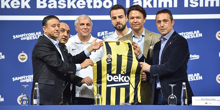 Beko, Fenerbahçe Erkek Basketbol Takımı'nın yeni isim ortağı oldu