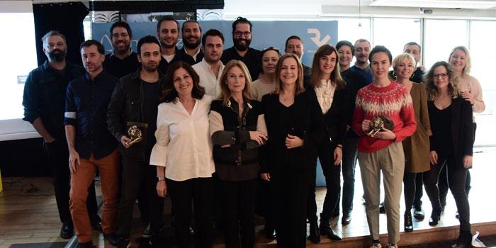 Cannes Lions Ödülleri sahipleriyle buluştu