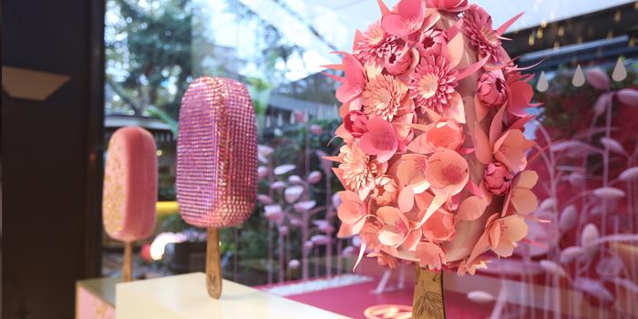 """Dördüncü tür çikolata """"Ruby"""", Türkiye'de ilk kez Magnum Store İstanbul'da"""