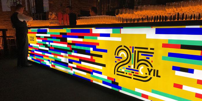 Medina Turgul DDB'den 25. yıl kutlaması