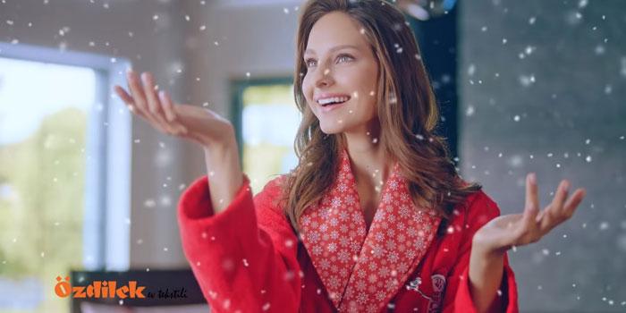 Özdilek'ten yeni yıla özel reklam filmi