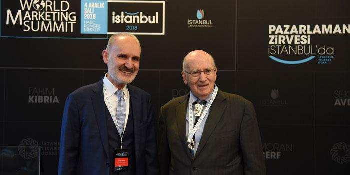 Pazarlama Gurusu Kotler İstanbul'daydı…