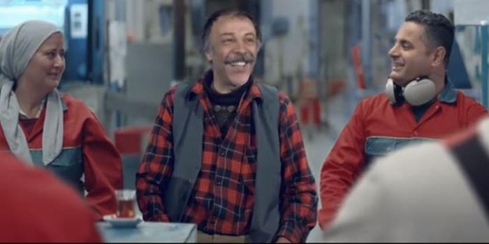 Yeşilçam'ın efsaneleri Ziraat Bankası'nın yeni reklam filminde