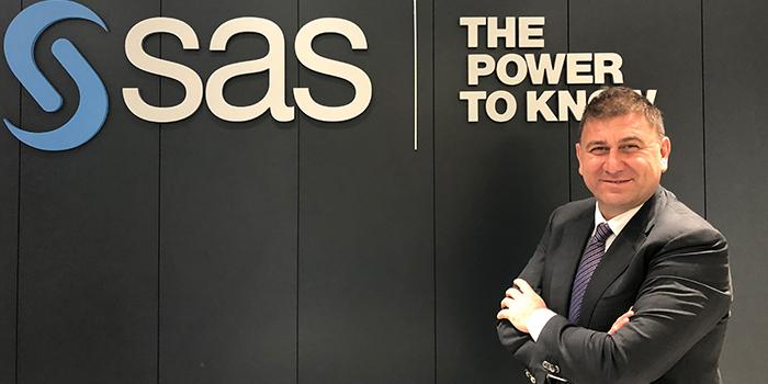 SAS'ın Türkiye ve Orta Asya bölgelerinden sorumlu yeni Genel Müdürü belli oldu