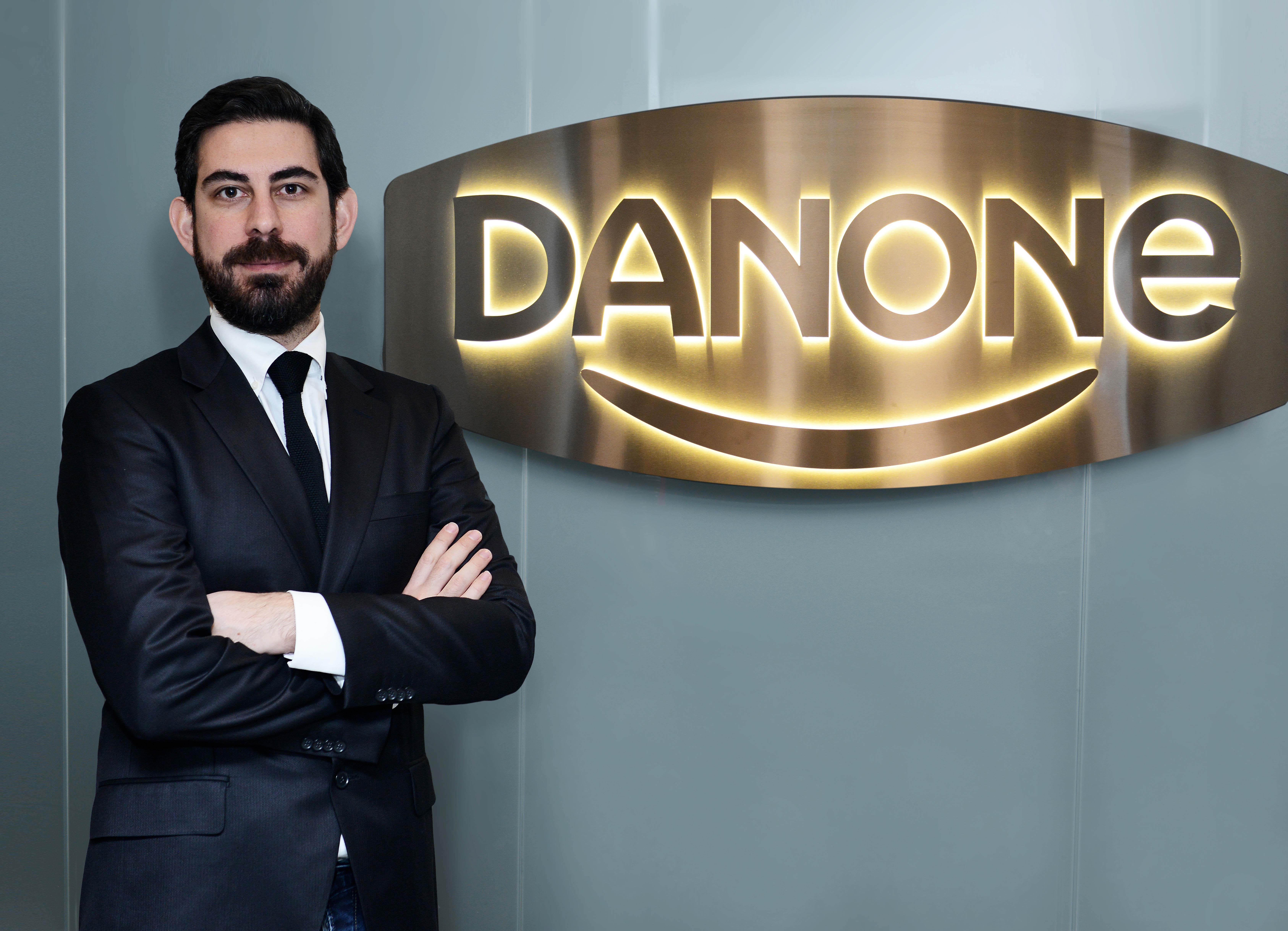 Danone Türkiye Sütlü Ürünler Pazarlama Direktörlüğü'ne yeni atama
