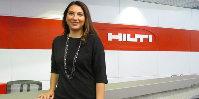 Hilti Türkiye'ye yeni genel müdür