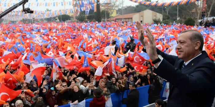 AK Parti yerel seçim sloganını açıkladı: Memleket işi gönül işi