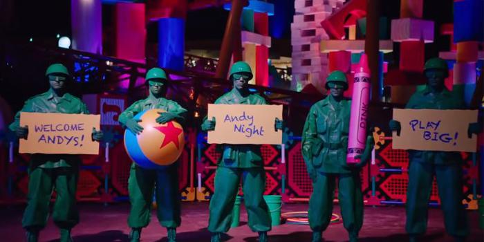 """Bu dünyadaki herkesin adı """"Andy"""""""