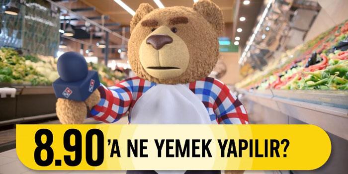 Dominos ekonomik ürünlerini reklam filmiyle tanıttı