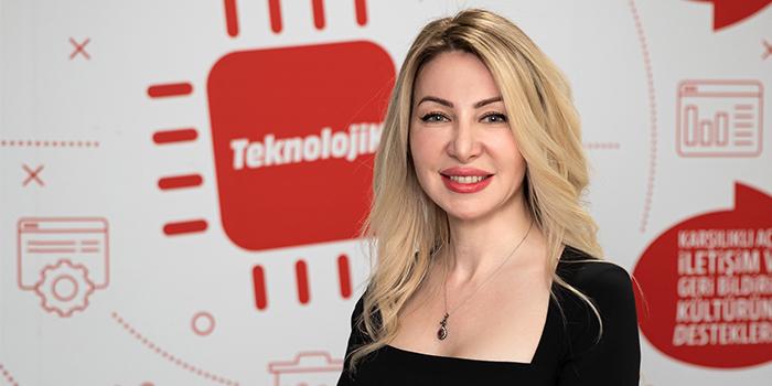 MediaMarkt Türkiye'nin yeni İnsan Kaynakları Direktörü Seçil Namruk oldu