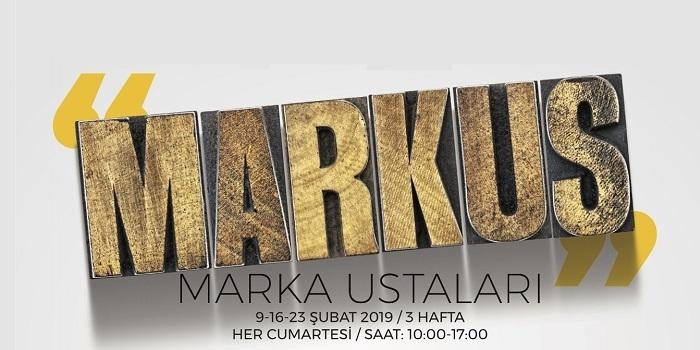 Markus ikinci haftasında marka ve reklam ustalarını ağırladı