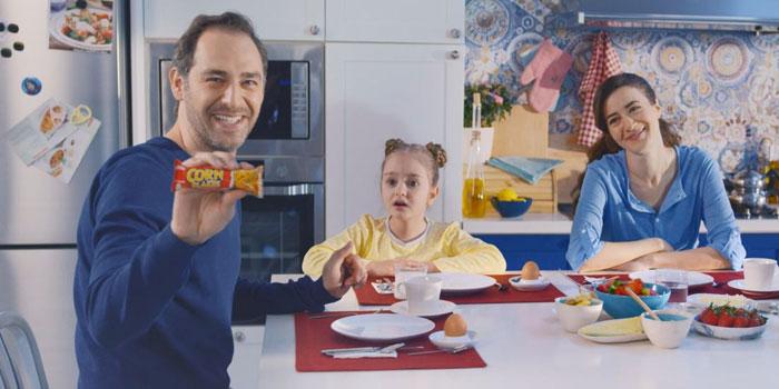 """Nestlé Bar Ailesi""nden yeni kampanya"