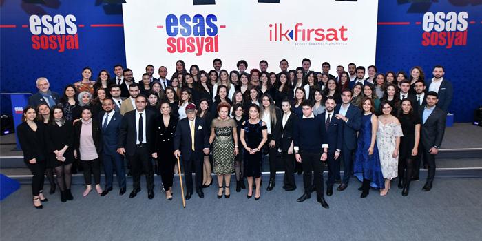 """Esas Sosyal'in ilk sosyal yatırımı İlk Fırsat, artık """"Şevket Sabancı"""" adıyla birlikte anılacak"""