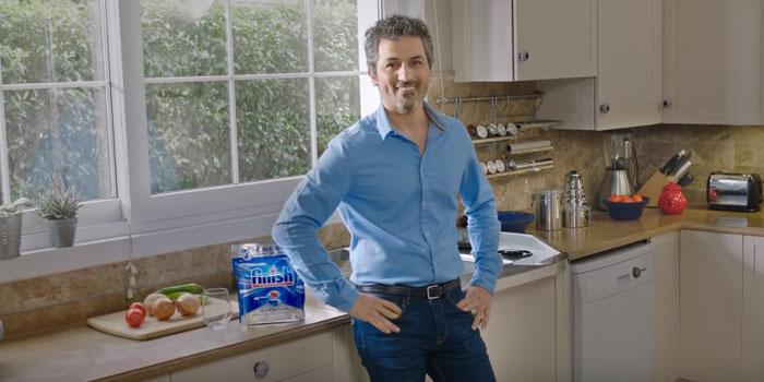 Finish erkekleri mutfağa davet ediyor