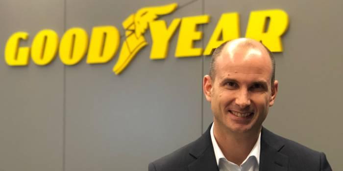 Goodyear'ın yeni Finans Direktörü belli oldu