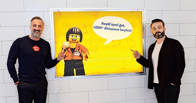 LEGO özel günlere odaklanıyor