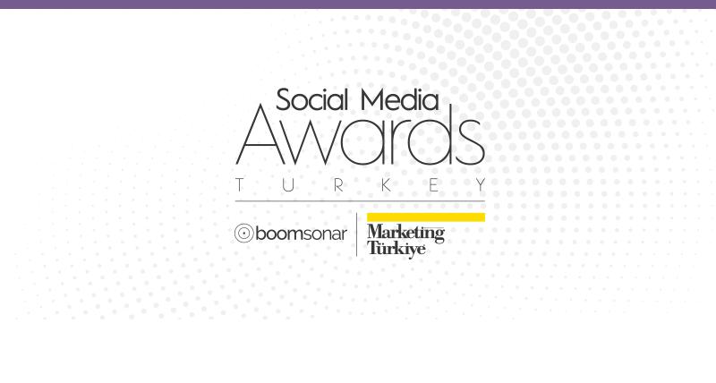 Social Media Awards Turkey'de son başvuru tarihi 1 Mart