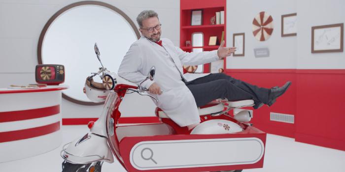 "Eti'den yeni reklam filmi ""Tutku Arama Motoru"""