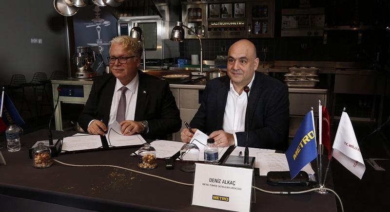 Coğrafi işaret konusu MEB ve Metro Türkiye iş birliğiyle müfredata giriyor