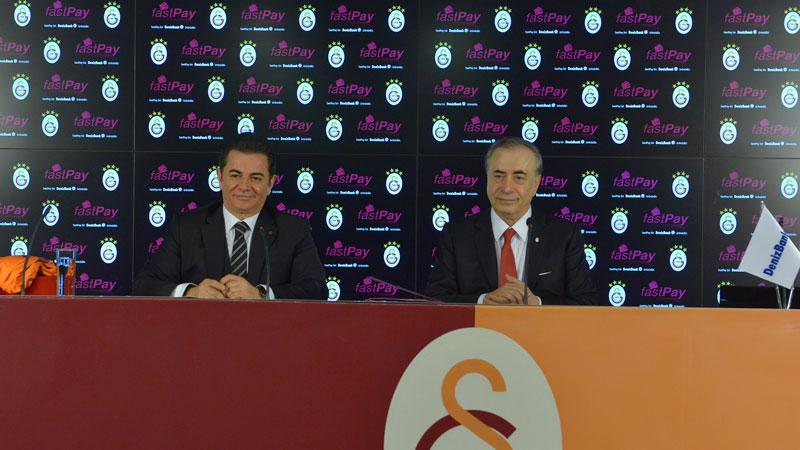 Galatasaray ve DenizBank iş birliğinde Türkiye'de bir ilk