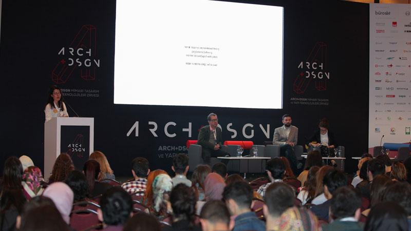 Arch+Dsgn Summit 5-6 Nisan'da İstanbul'da