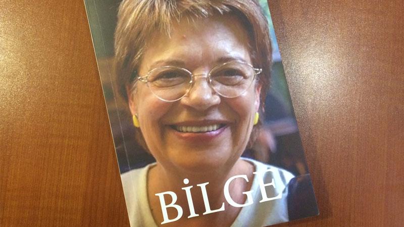 """Yol arkadaşları Ayşe Bilge Dicleli'yi """"Bilge"""" kitabıyla anıyor"""