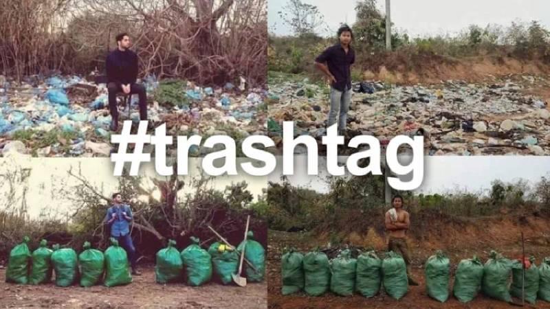Sosyal medyanın yeni akımı: Trashtag